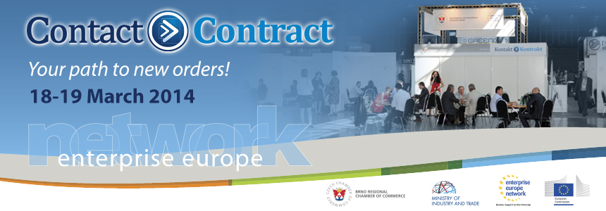 Contact-Contract SPRING/JARO 2014